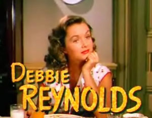 Aktorki Hollywood - Debbie Reynolds w musicalu