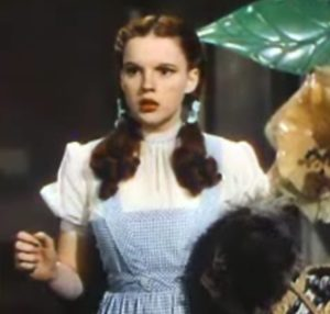Znane aktorki Hollywood - musicale - Judy Garland