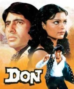 Bollywood filmy - Don